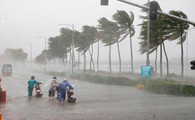 Bão số 9 đang tiến gần về đất liền: Cảnh báo mưa lũ, sạt lở