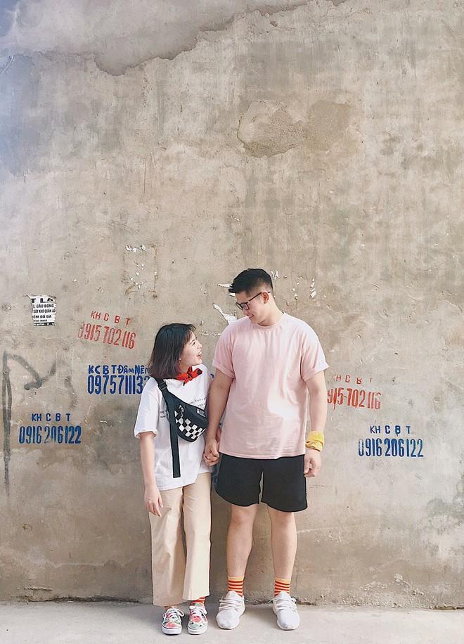 Cặp đôi chị em, lệch chiều cao 35 cm và câu hỏi đầu tiên thiếu muối khiến dân mạng tò mò - Ảnh 3.
