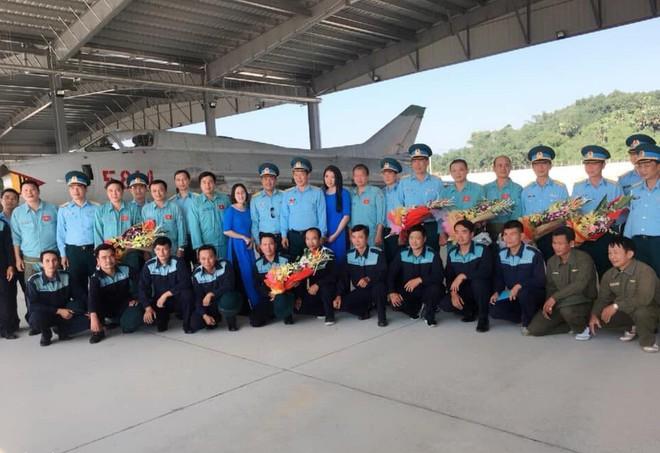 Trung đoàn 921 về Yên Bái: Su-22 đoàn KQ Sao Đỏ rời Hà Nội, lên chốt giữ vùng Tây Bắc - Ảnh 2.