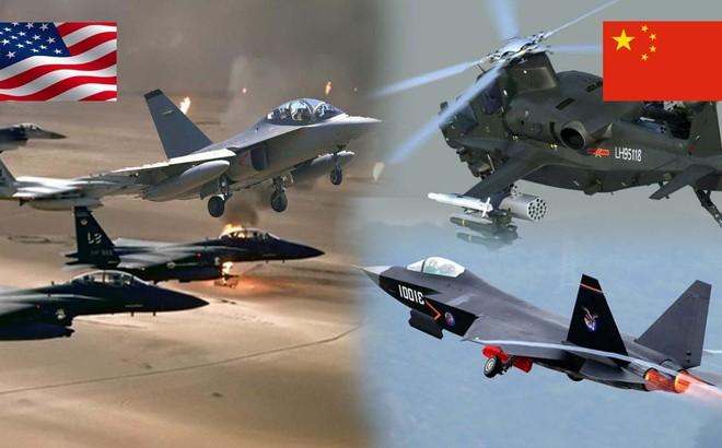 Phơi bày bộ mặt Không quân TQ: Sao chép, ăn cắp, tưởng mạnh nhưng lộ sơ hở chết người