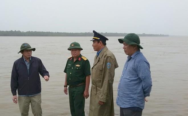 Tiền Giang, Bến Tre có mưa nhiều nơi, gió thổi mạnh