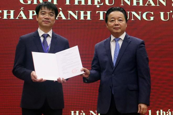 Công bố các quyết định nhân sự của Ban Bí thư Trung ương Đảng - Ảnh 3.