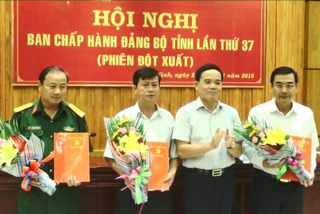 Công bố các quyết định nhân sự của Ban Bí thư Trung ương Đảng - Ảnh 4.