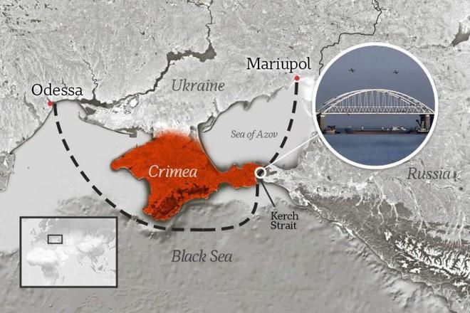 Vụ nã đạn tàu Ukraine: Mọi nỗ lực phá vỡ phong tỏa của Kiev đều sẽ bị Nga nghiền nát - Ảnh 1.
