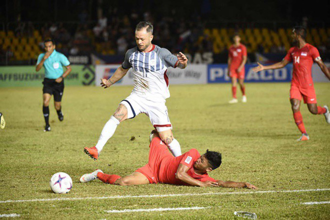 Việt Nam đối đầu với Philippines hay nhất lịch sử AFF Cup - Ảnh 1.