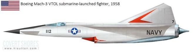 Mỹ có thể phát triển tàu ngầm sân bay trước những đe dọa mới của tên lửa chống tàu Trung Quốc - Ảnh 2.