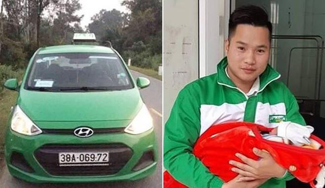 Hành trình của hai em bé chào đời trên taxi trong bão số 9 - Ảnh 4.