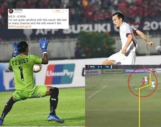 VN liên tục xuất hiện trong Top 5 khoảnh khắc gây tranh cãi nhất vòng bảng AFF Cup 2018 - Ảnh 1.