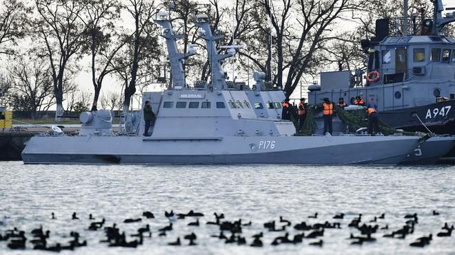 Đối đầu hải quân Nga - Ukraine: Cuộc chiến khốc liệt vẫn chưa thực sự diễn ra! - Ảnh 1.