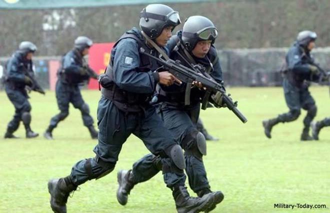 Ảnh: Súng Heckler&Koch MP5 - Khẩu tiểu liên huyền thoại của người Đức - Ảnh 1.