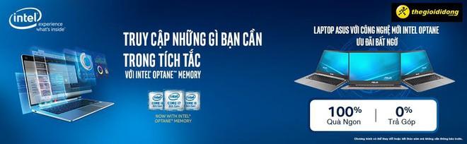 Asus VivoBook S15 S530UA - Laptop với công nghệ mới Intel Optane: Siêu phẩm cho dân văn phòng    - Ảnh 1.