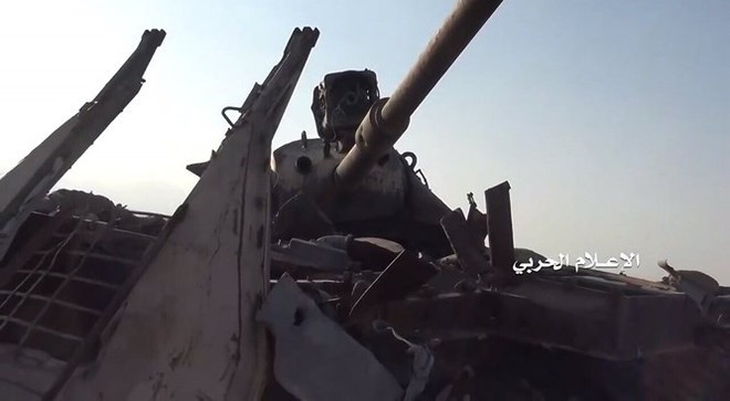Houthi sử dụng tổ hợp tên lửa chống tăng Metis hủy diệt xe tăng М-60 Mỹ ở Yemen - Ảnh 2.
