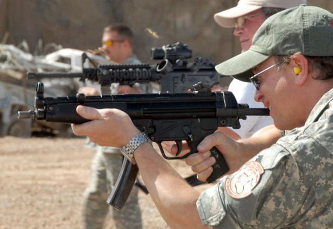Ảnh: Súng Heckler&Koch MP5 - Khẩu tiểu liên huyền thoại của người Đức - Ảnh 5.