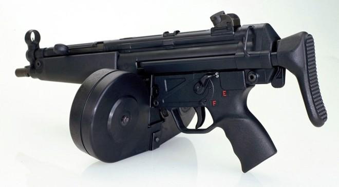 Ảnh: Súng Heckler&Koch MP5 - Khẩu tiểu liên huyền thoại của người Đức - Ảnh 8.