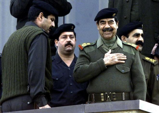 Chiến dịch Bình Minh Đỏ: Lần ra dấu vết Saddam Hussein từ... một con ngựa trắng - Ảnh 2.