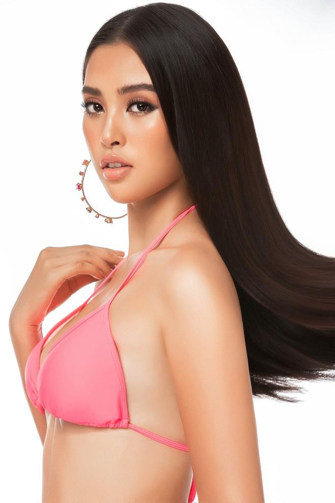 Trần Tiểu Vy tung ảnh bikini nóng bỏng nhất từ khi đăng quang hoa hậu - Ảnh 7.