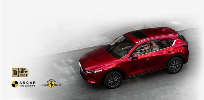 Mazda CX-5 giảm giá mạnh, đang có giá bán tốt nhất phân khúc thời điểm hiện tại - Ảnh 4.