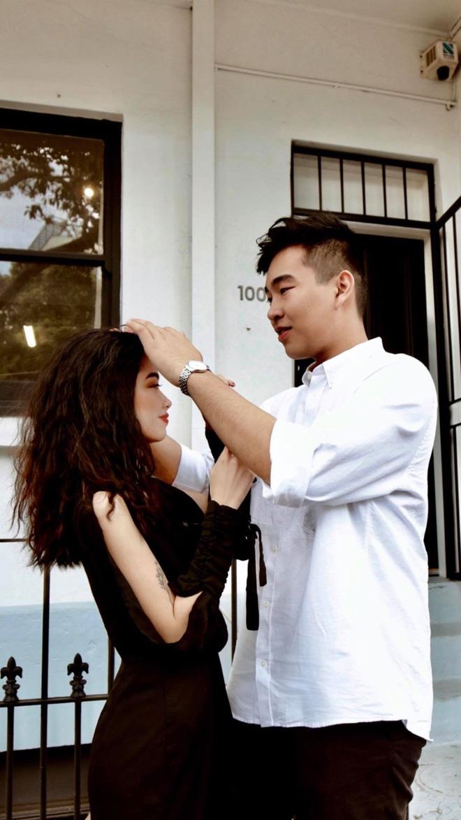 Cặp trai xinh gái đẹp Việt phải lòng nhau khi cùng du học Úc: Không chỉ là người yêu mà còn là người thân - Ảnh 2.