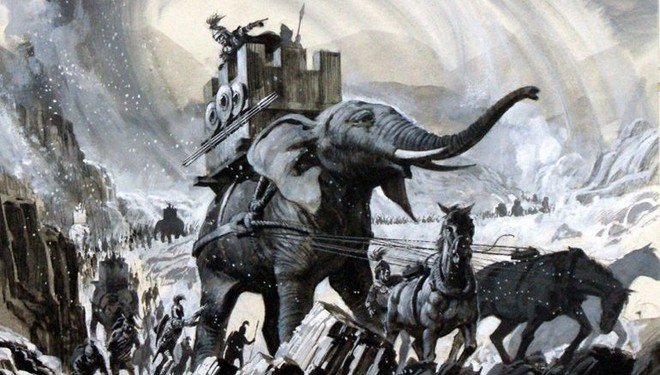 Thất bại thảm hại tại trận Zama, thiên tài quân sự Hannibal nướng hết 40.000 quân - Ảnh 2.