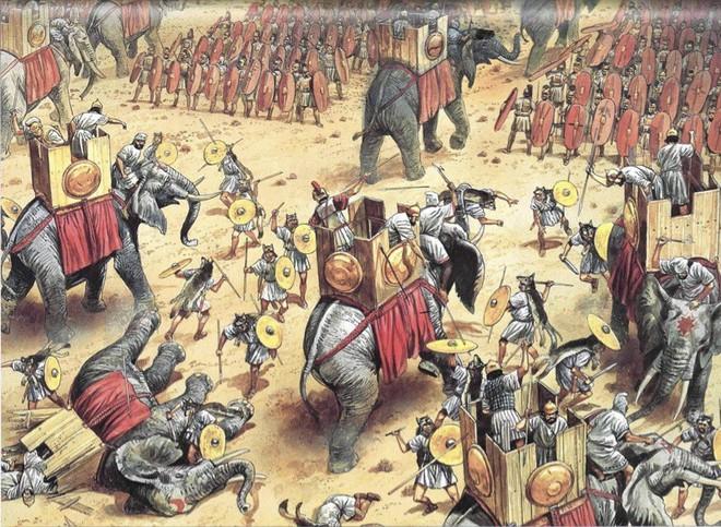 Thất bại thảm hại tại trận Zama, thiên tài quân sự Hannibal nướng hết 40.000 quân - Ảnh 10.