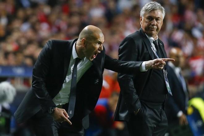 Vượt khó tại Champions League, nhưng tân HLV Real có thoát được lưỡi hái của Perez? - Ảnh 2.