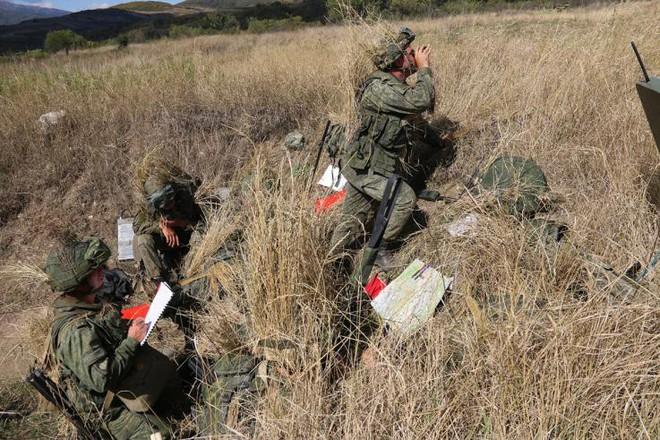 Nga báo động Quân khu miền Nam, kiểm tra khả năng sẵn sàng chiến đấu giáp biên Ukraine? - Ảnh 1.