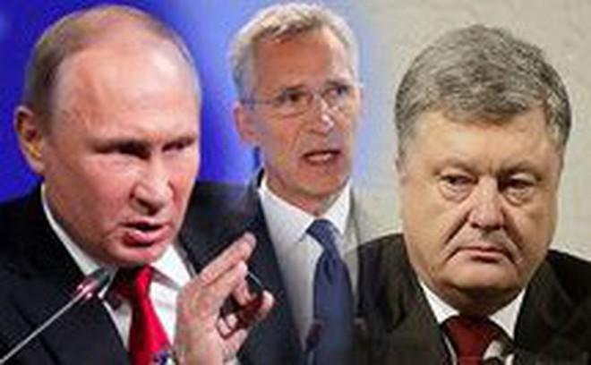 Vì sao NATO sốt sắng bênh vực Ukraine trong cuộc khủng hoảng với Nga?