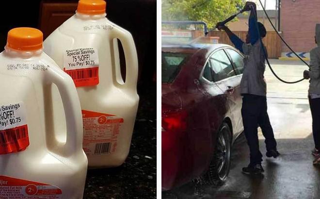Mời người phụ nữ mua can sữa, cậu bé không ngờ tới hàng loạt hành động tiếp sau của cô