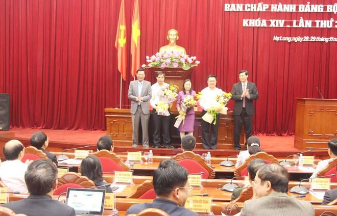 Quảng Ninh có 2 tân Phó Bí thư Tỉnh ủy - Ảnh 2.
