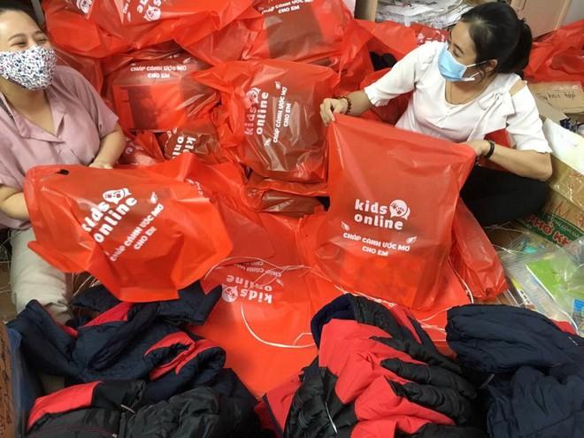 Chắp cánh ước mơ cho trẻ em nghèo tỉnh Hà Giang - Ảnh 2.