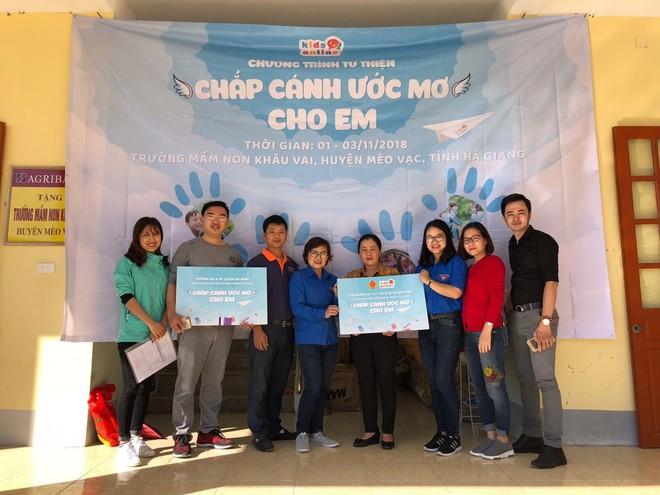 Chắp cánh ước mơ cho trẻ em nghèo tỉnh Hà Giang - Ảnh 4.