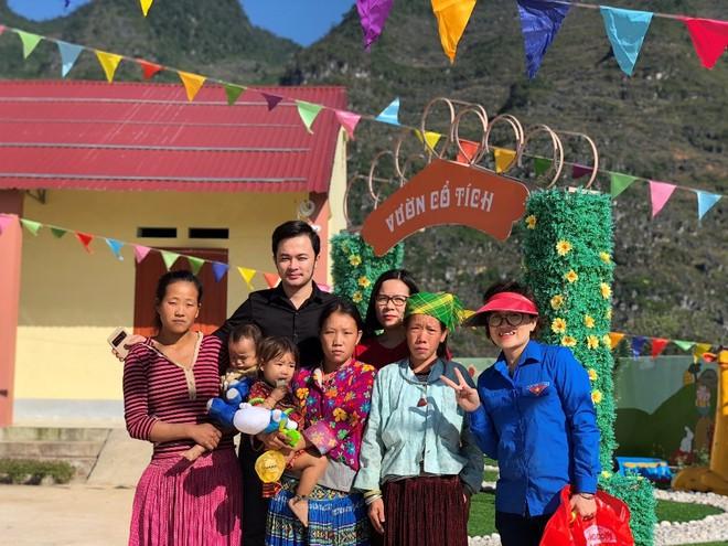 Chắp cánh ước mơ cho trẻ em nghèo tỉnh Hà Giang - Ảnh 6.
