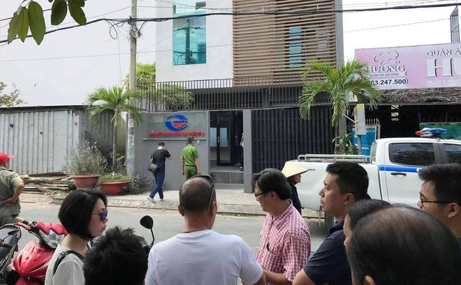 Phó TGĐ Cienco 6 chết trong thế treo cổ tại văn phòng Ban điều hành dự án thuộc tuyến Metro