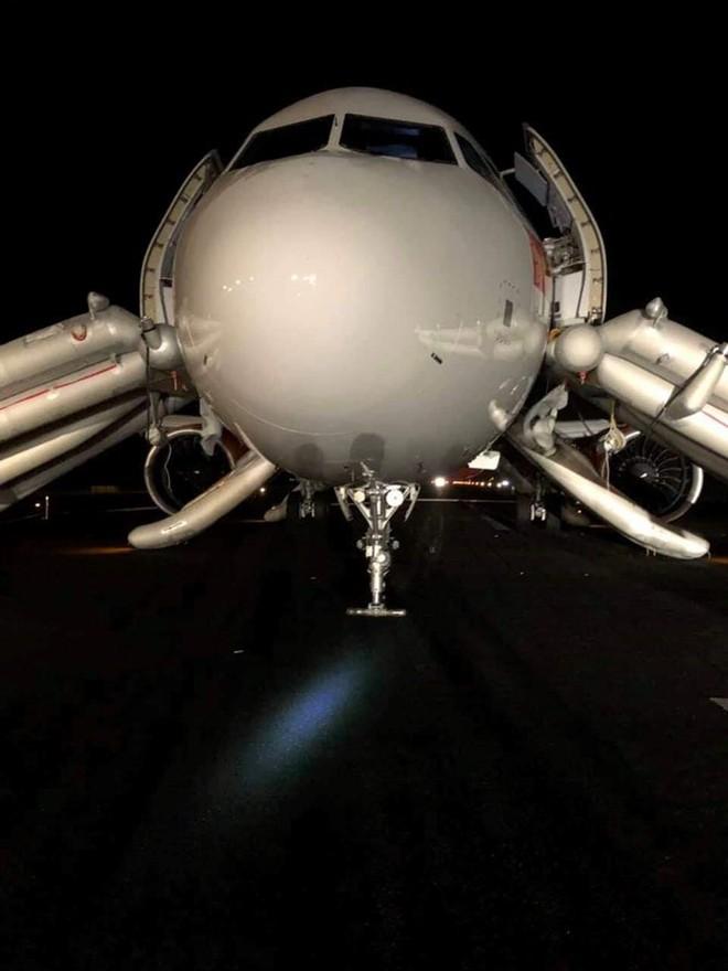 Vụ máy bay Vietjet gặp sự cố: Loại bỏ nguyên nhân do lỗi kỹ thuật - Ảnh 1.
