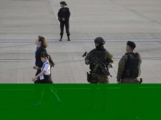 G20 Argentina: Ông Tập Cận Bình được đón tiếp rầm rộ còn TT Donald Trump thì không - Ảnh 2.