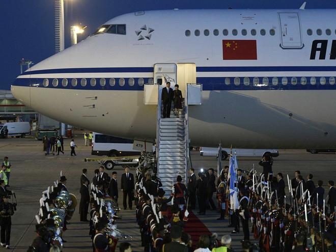 G20 Argentina: Ông Tập Cận Bình được đón tiếp rầm rộ còn TT Donald Trump thì không - Ảnh 6.