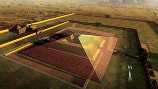Bí ẩn phong thủy trong lăng mộ hoàng đế thời cổ đại, có tiết lộ về Tần Thủy Hoàng - Ảnh 3.