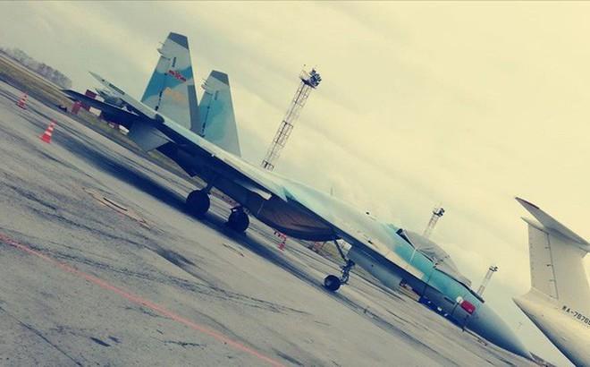 """Xong! Nga """"xoa tay"""" với tiêm kích Su-35 Trung Quốc"""