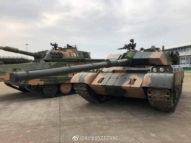 Hoa mắt trước gia đình xe tăng Type 59 nâng cấp tại Zhuhai Airshow 2018 - Ảnh 2.