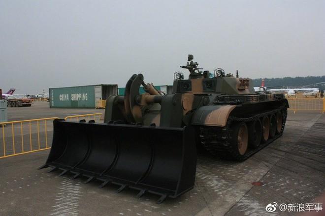 Hoa mắt trước gia đình xe tăng Type 59 nâng cấp tại Zhuhai Airshow 2018 - Ảnh 8.