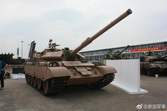 Hoa mắt trước gia đình xe tăng Type 59 nâng cấp tại Zhuhai Airshow 2018 - Ảnh 3.