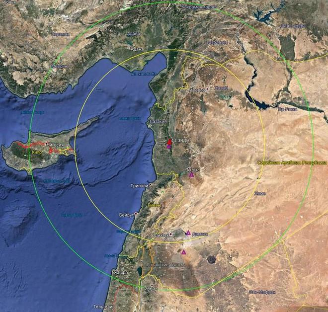 Nguyên nhân có thể biến tên lửa S-300 Syria thành những con sư tử không nanh vuốt - Ảnh 1.