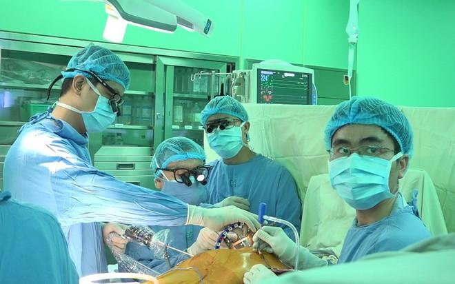 Gần 2 triệu người Việt Nam đang mắc bệnh suy tim - Ảnh 1.