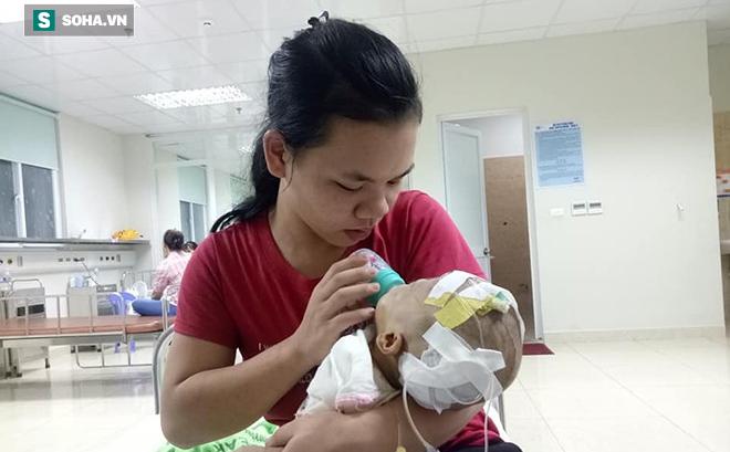 Cập nhật danh sách ủng hộ bé Võ Văn Tuấn Anh bị não úng thủy