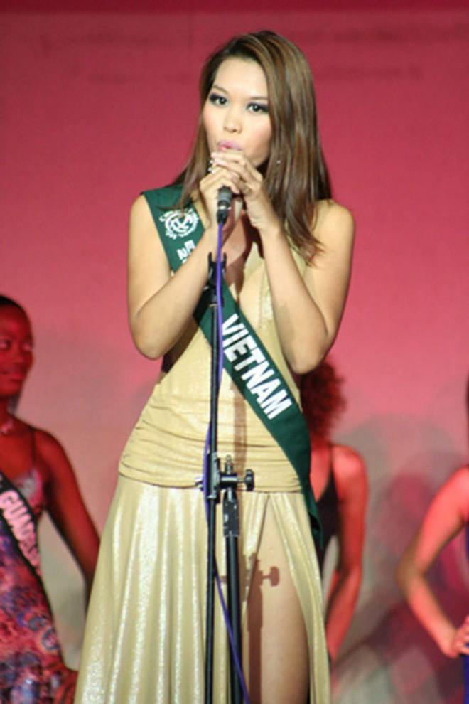 Trước Phương Khánh, hàng loạt mỹ nhân nổi tiếng của Việt Nam thất bại ở Miss Earth - Ảnh 4.