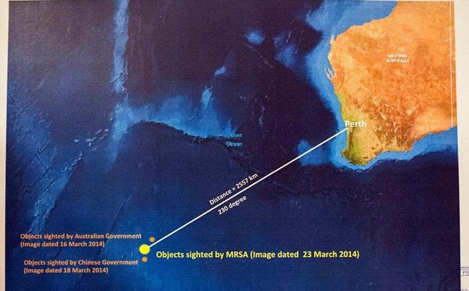 """MH370 """"nguyên đai nguyên kiện"""" dưới đáy Ấn Độ Dương?"""