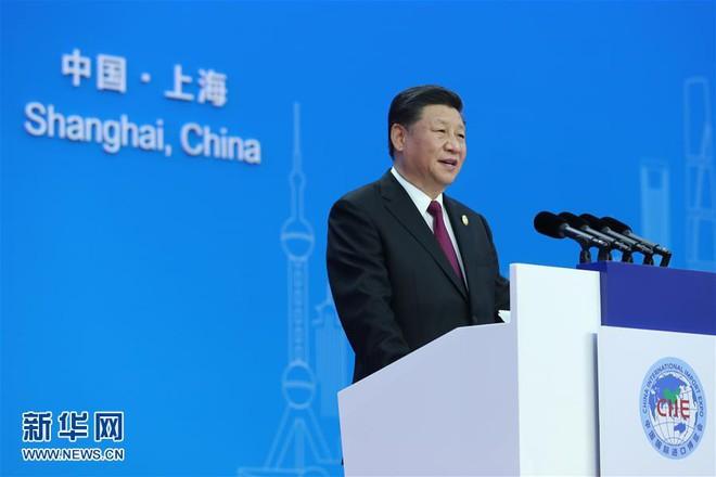 Ẩn ý sâu xa trong bài phát biểu hùng hồn Biển lớn ở đây, Trung Quốc ở đây của ông Tập - Ảnh 1.