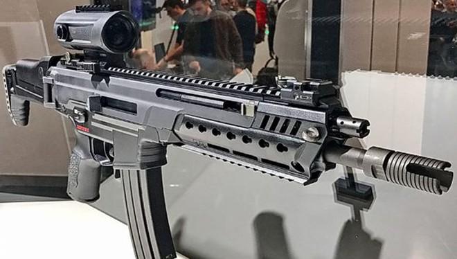 Ảnh: Mổ xẻ sức mạnh súng trường tấn công HK433 của Đức - Ảnh 2.
