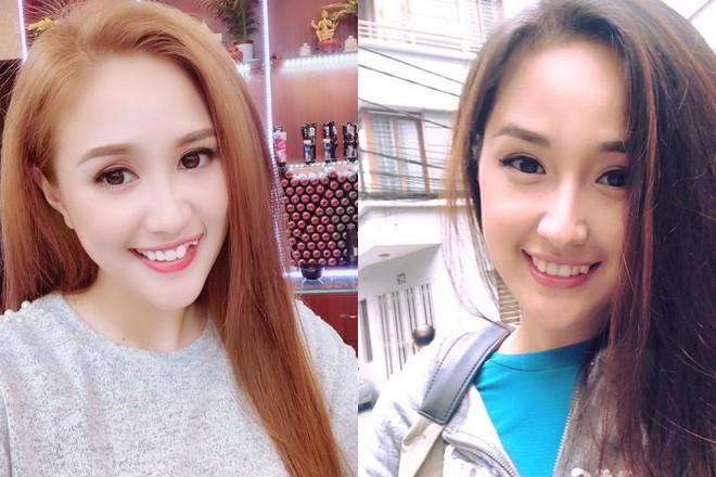 """Hoa hậu Mai Phương Thúy và Phương Hằng """"Gạo nếp gạo tẻ"""" giống nhau như chị em một nhà - Ảnh 3."""