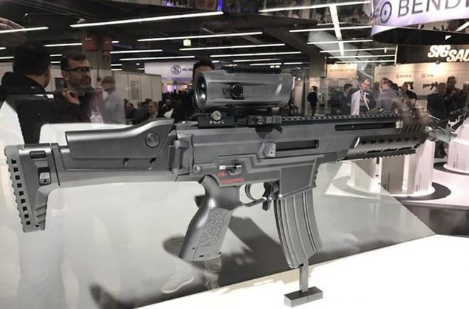Ảnh: Mổ xẻ sức mạnh súng trường tấn công HK433 của Đức - Ảnh 3.